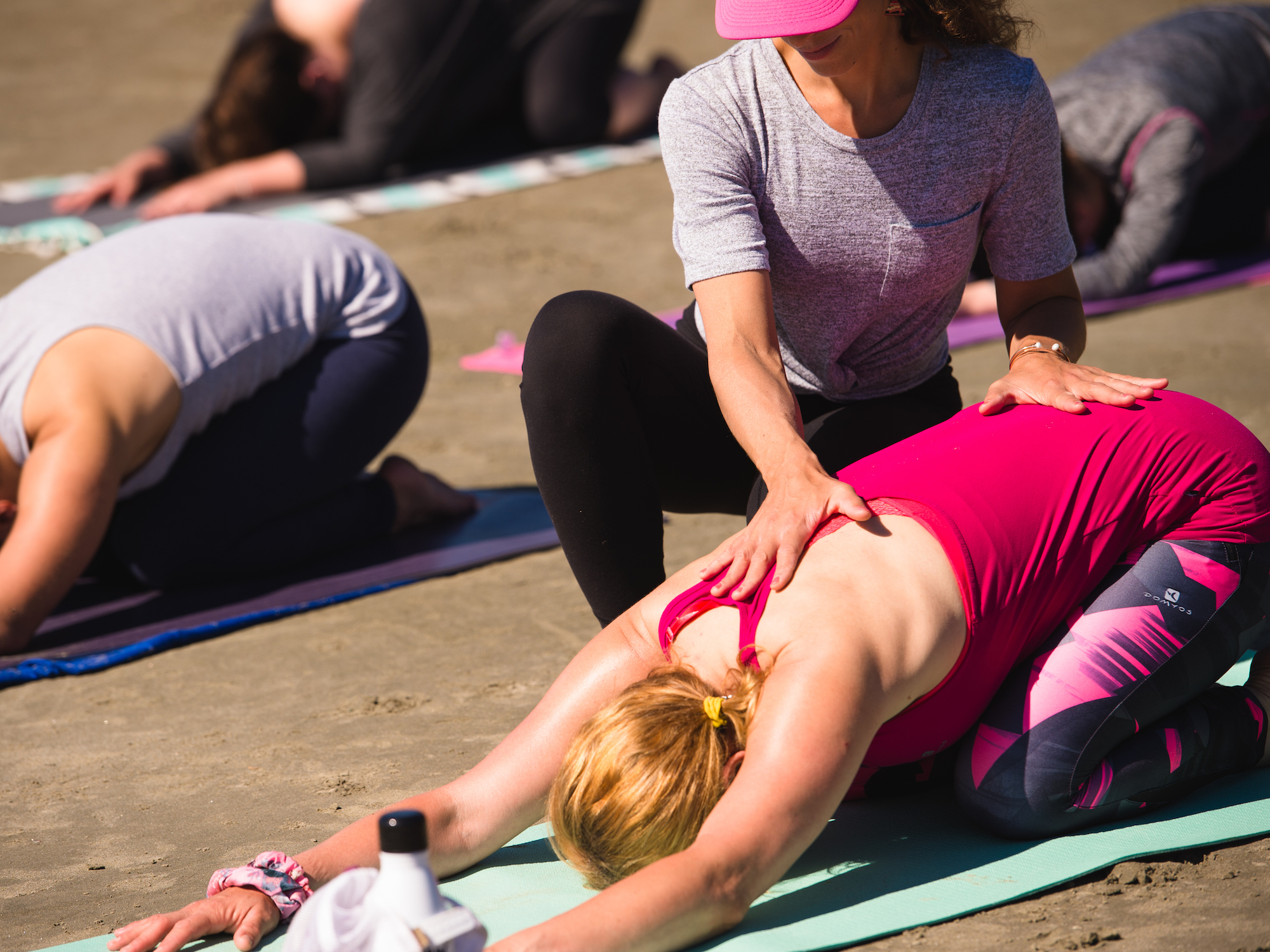 atelier - l'art d'ajuster en yoga