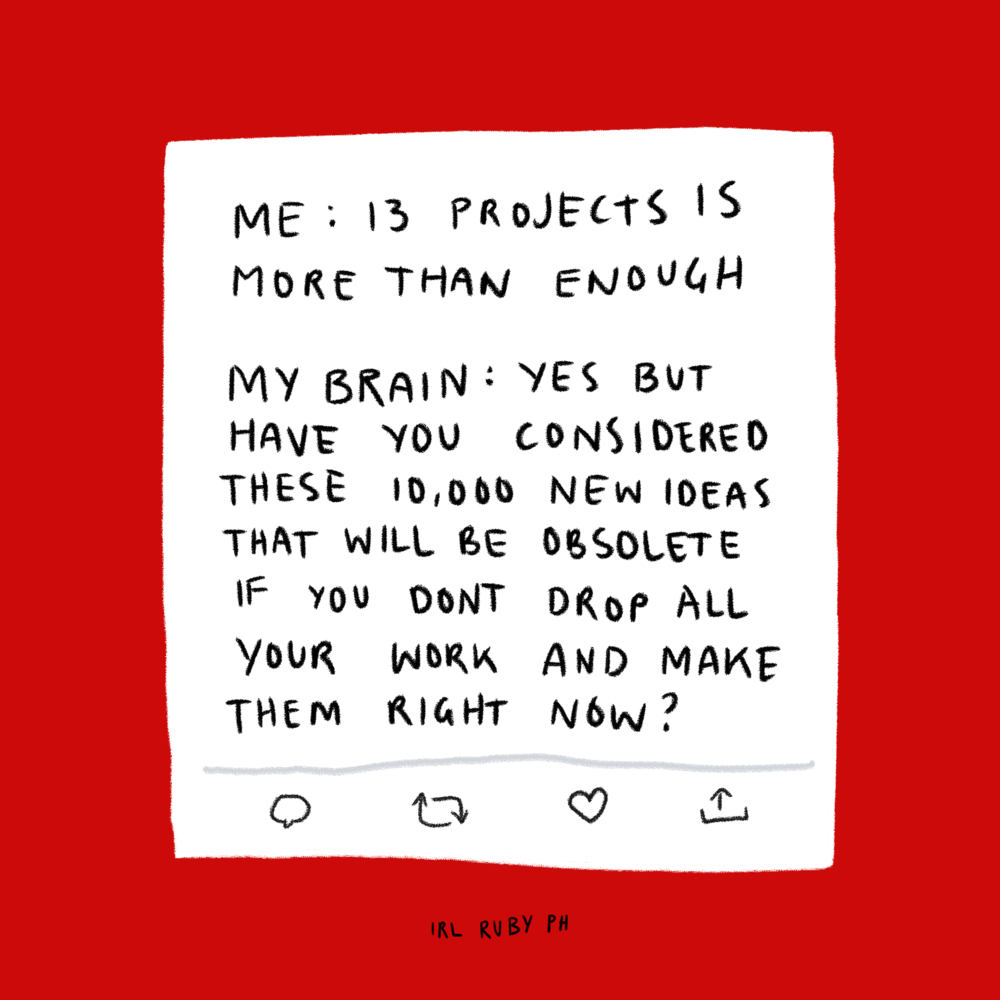 Me Vs. My Brain - 2018