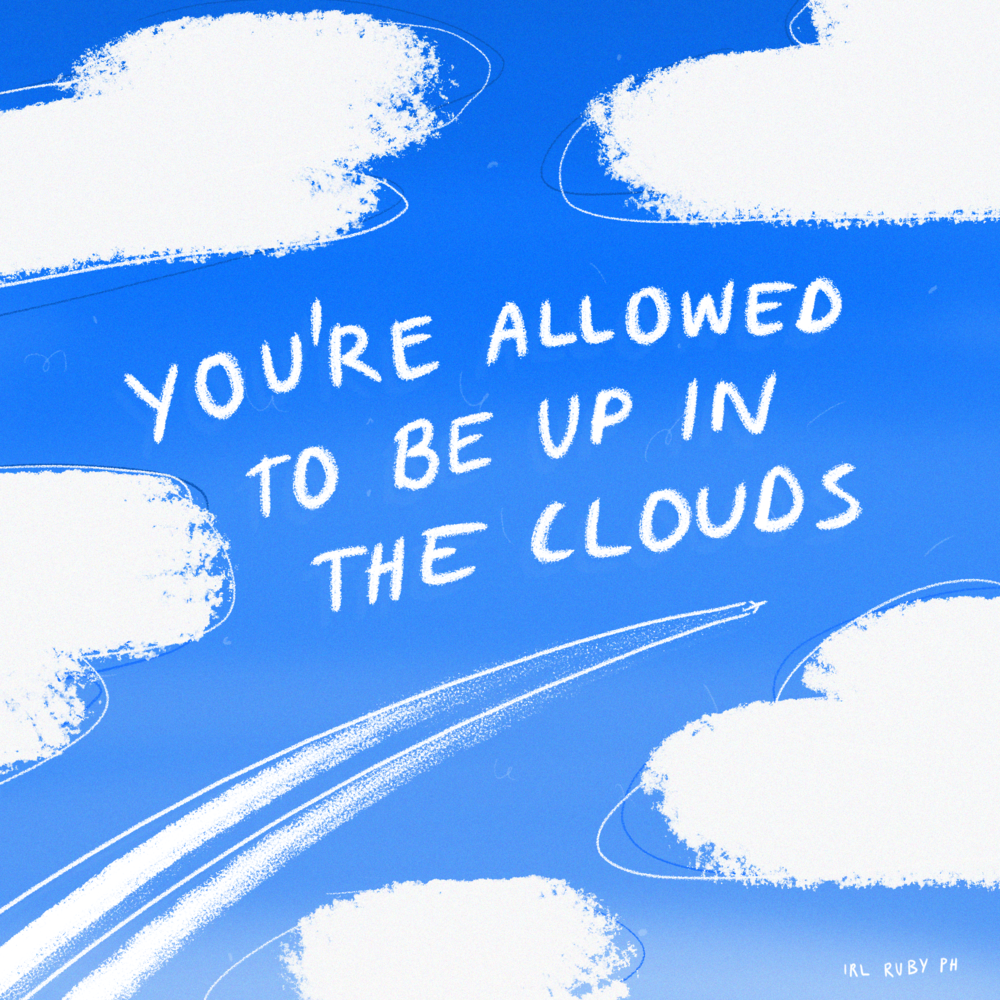 Up in the Clouds - 2019