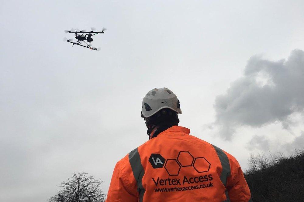 Vertex Access Drone Survey