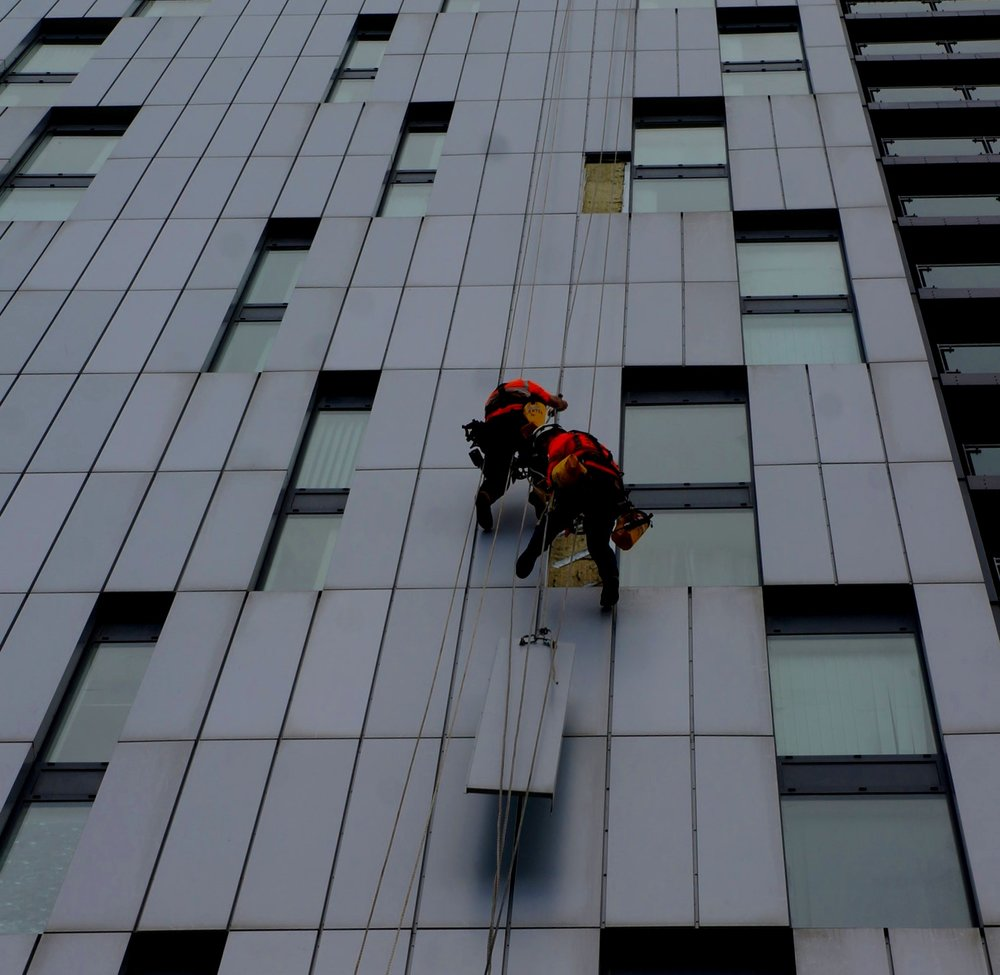 Invasive inspection to determine construction defects