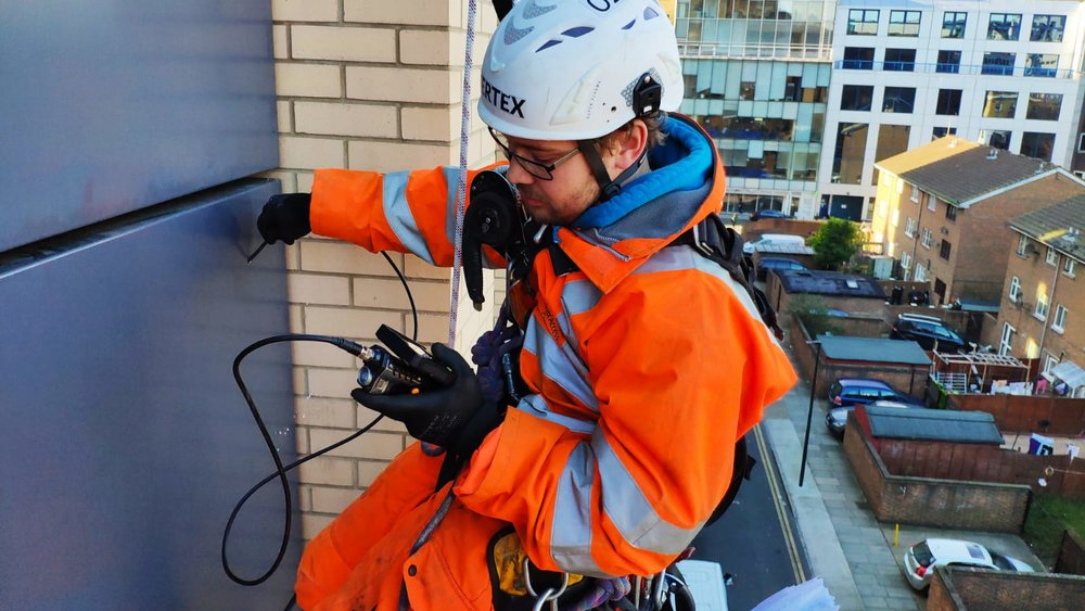 Rope Access Inspection