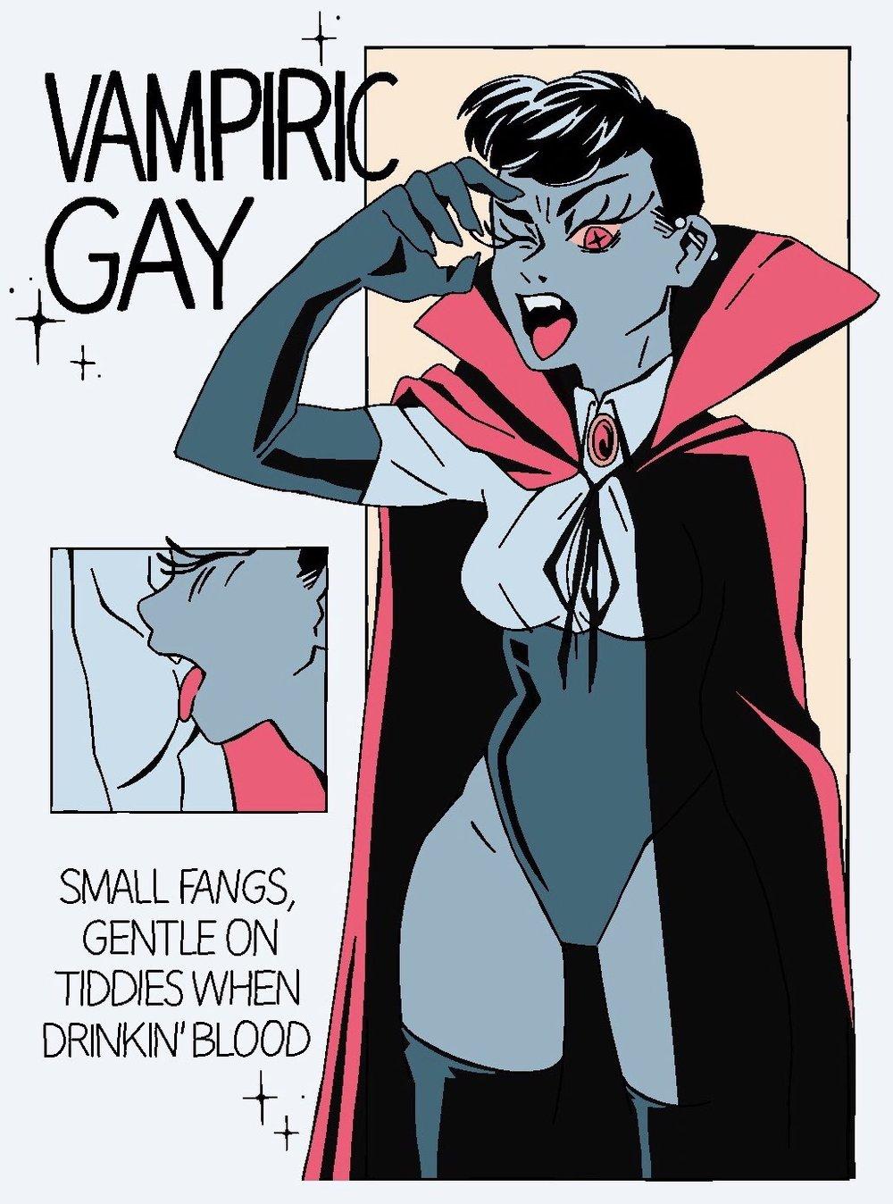 Vampiric Gay