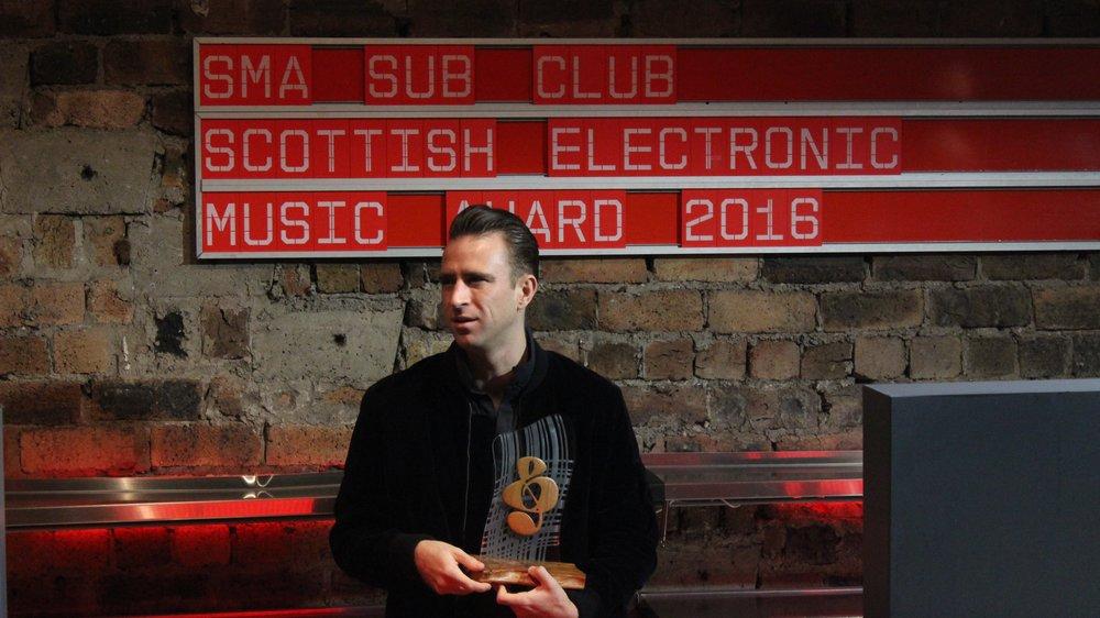 Jackmaster - Sub Club - SSE Music Awards