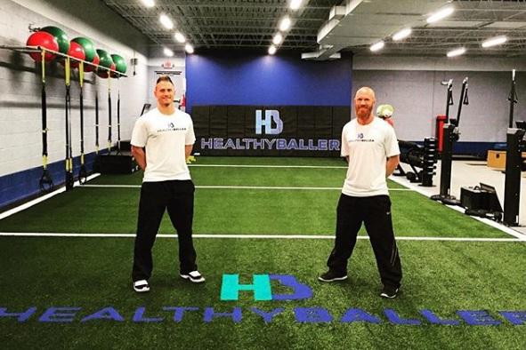 Healthy Baller Grand Opening | December 2015
