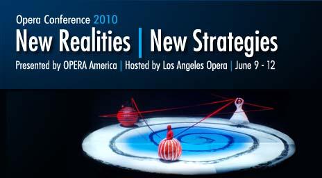 OPERA America conference banner
