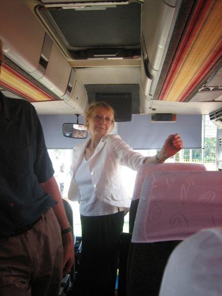 Elzbieta in Poland 2007
