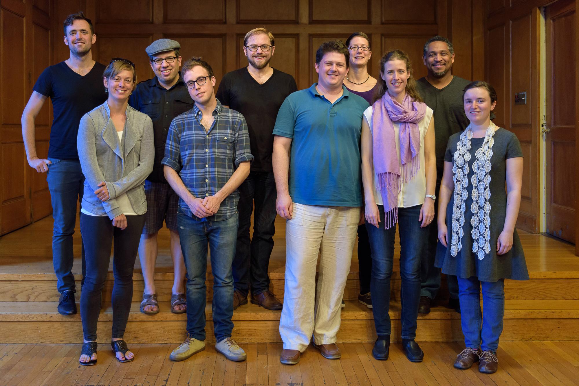 The C&V Fellows, 2015-17