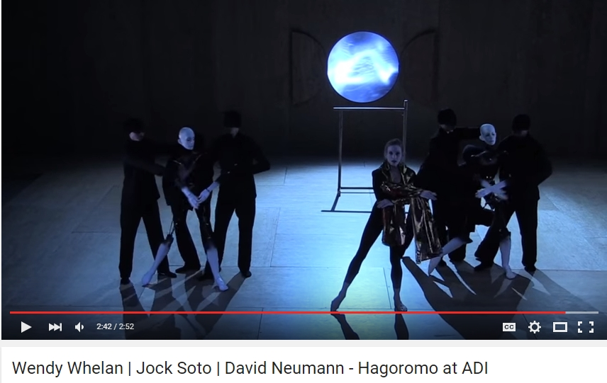 Hagoromo ADI video still
