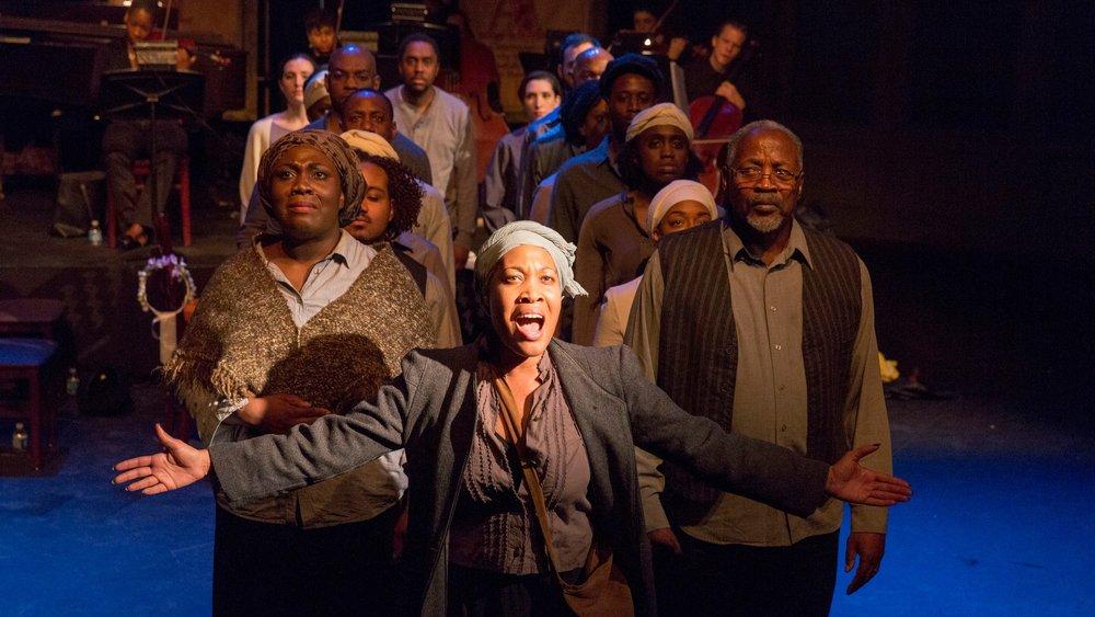premiered works - Harriet Tubman