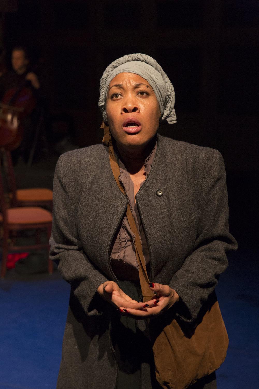 Janinah Burnett as Harriet Tubman