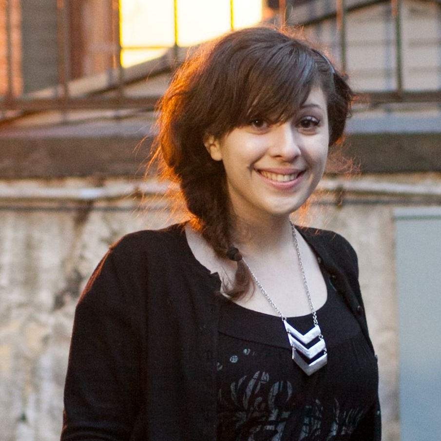 Sara Cooper   2011-13