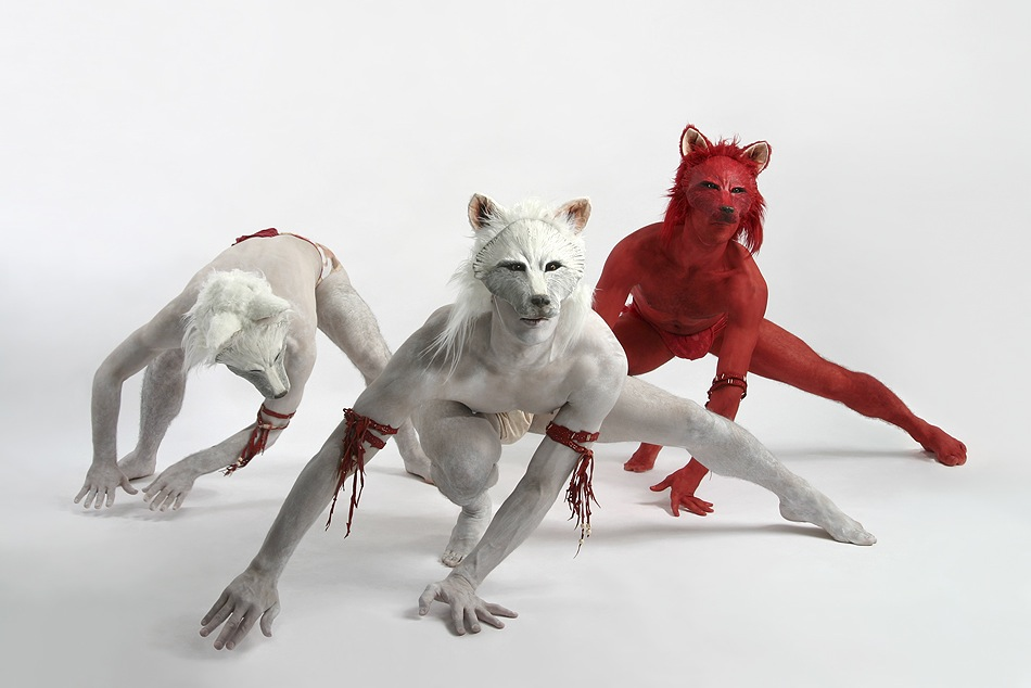 Wolf-in-Skins