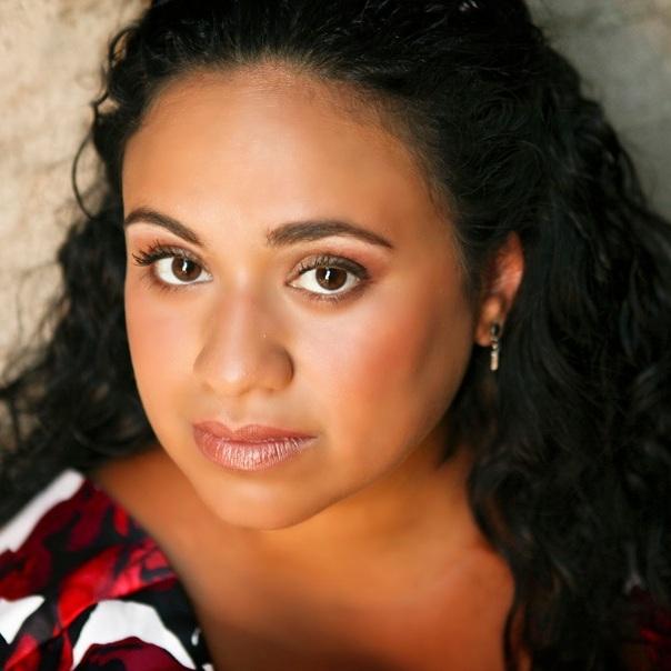 Andrea Arias Martin  soprano, 2011-12