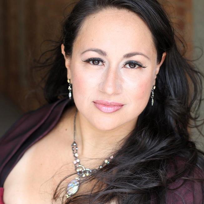 Kristin Sampson     soprano, 2013-14