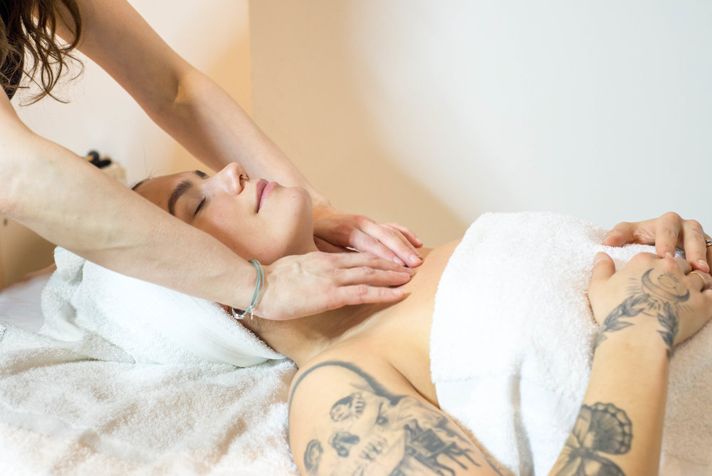Massage drainage