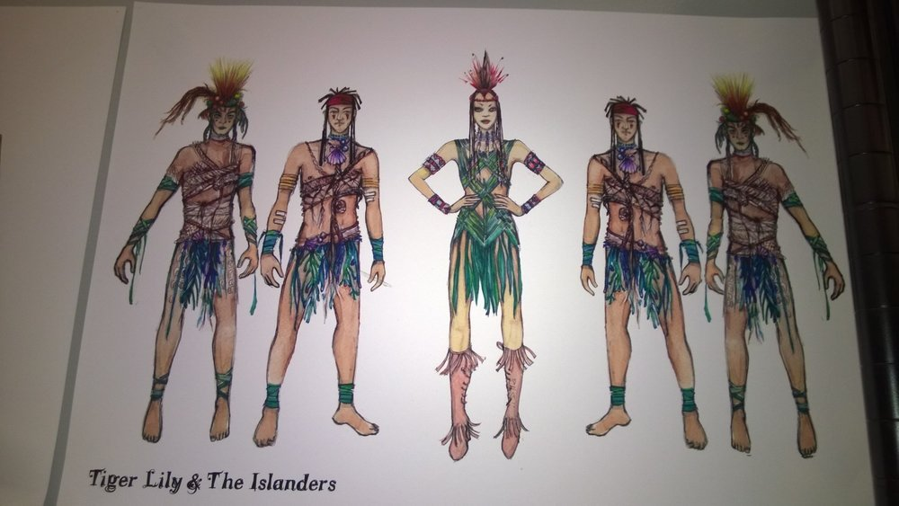 Tiger Lily and The Islanders - costume drawing.jpg