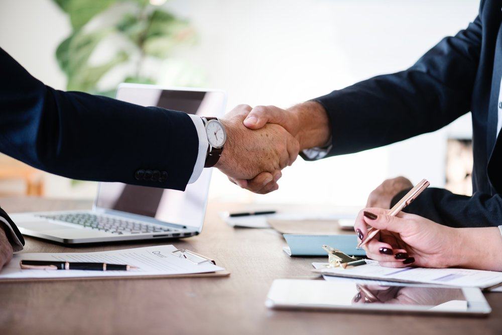 business website content