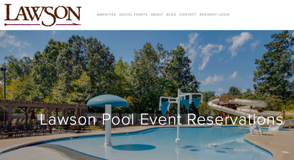 A New & Simple Way To Book Your Next Pool Event