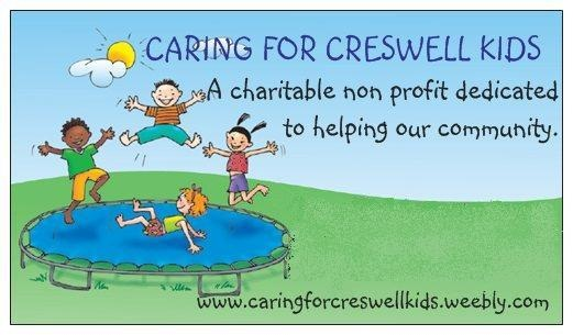 Caring for Creswell Kids - We are very excited to bring our community together to help our kids here in Creswell, Oregon. The need for clothing, shoes, school supplies, food and basic everyday items is in constant need of replenishing on any given day.CHALLENGE FOR FEBRUARY: Boys Sweatpants size 4,5,6,7 and 8