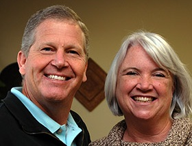Keith and Kathy Ham (CMF) - The Hams serve with the CMF team in partnership with Missions of Hope International (MOHI) in the slums of Nairobi, Kenya. The goal of their many activities in the Mathare Valley is to see individual lives and communities transformed for Christ.