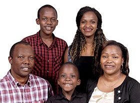 Mary and Wallace Kamau - Mary and Wallace work with a CMF team to minister to thousands of families, witnessing transformation in people and communities throughout Nairobi and surrounding areas.
