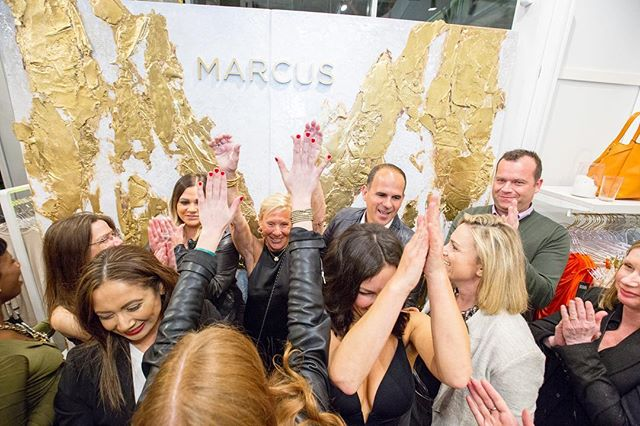 Cheers to an amazing year of #fashion and lots of magical Marcus moments! So long #2018, it's time to ring in the #newyear in style! ✨ #2019