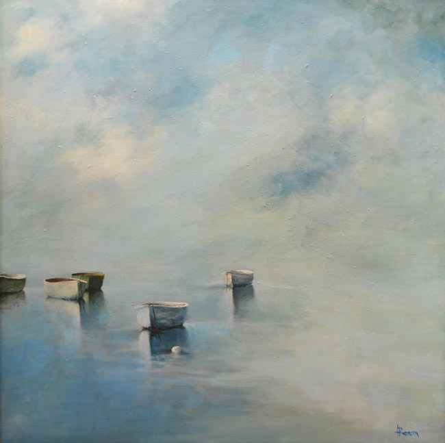 Five on the Bay, 30x30