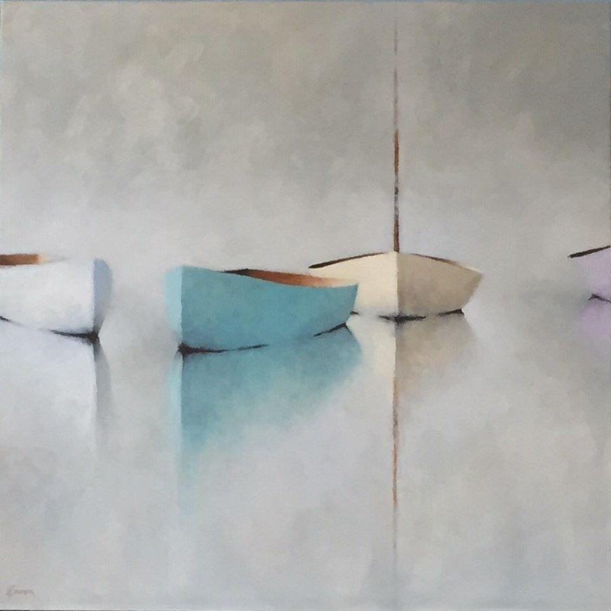 Reflection Perfection II, 36x36