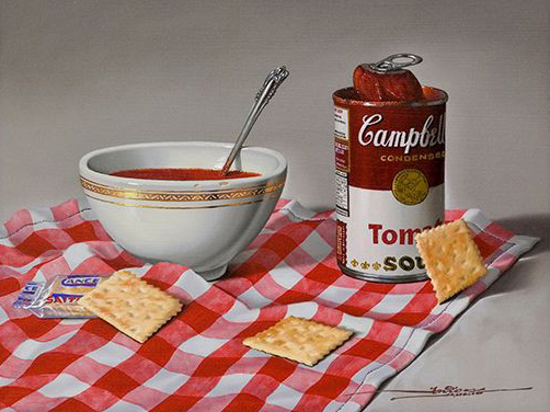 Tomato Soup Can, 11x14