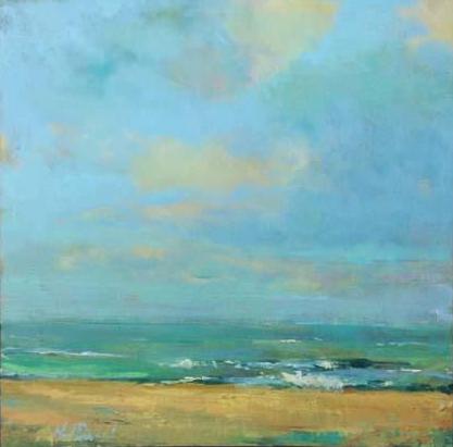 Sea Sonata, 36x36