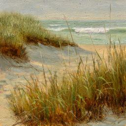 Beach Grace, 8x8