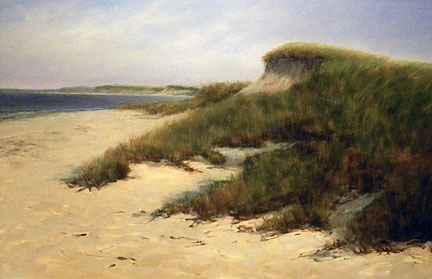 Endless Dunes, 24x36