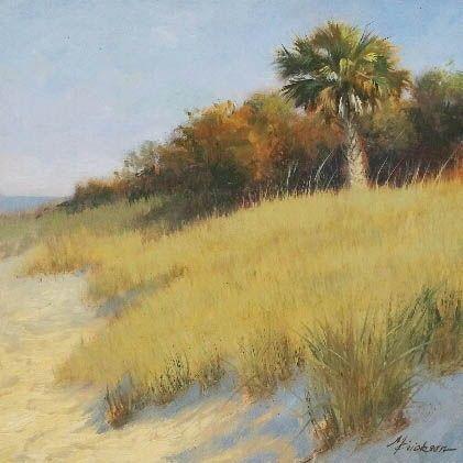 Lone Palm, 8x8