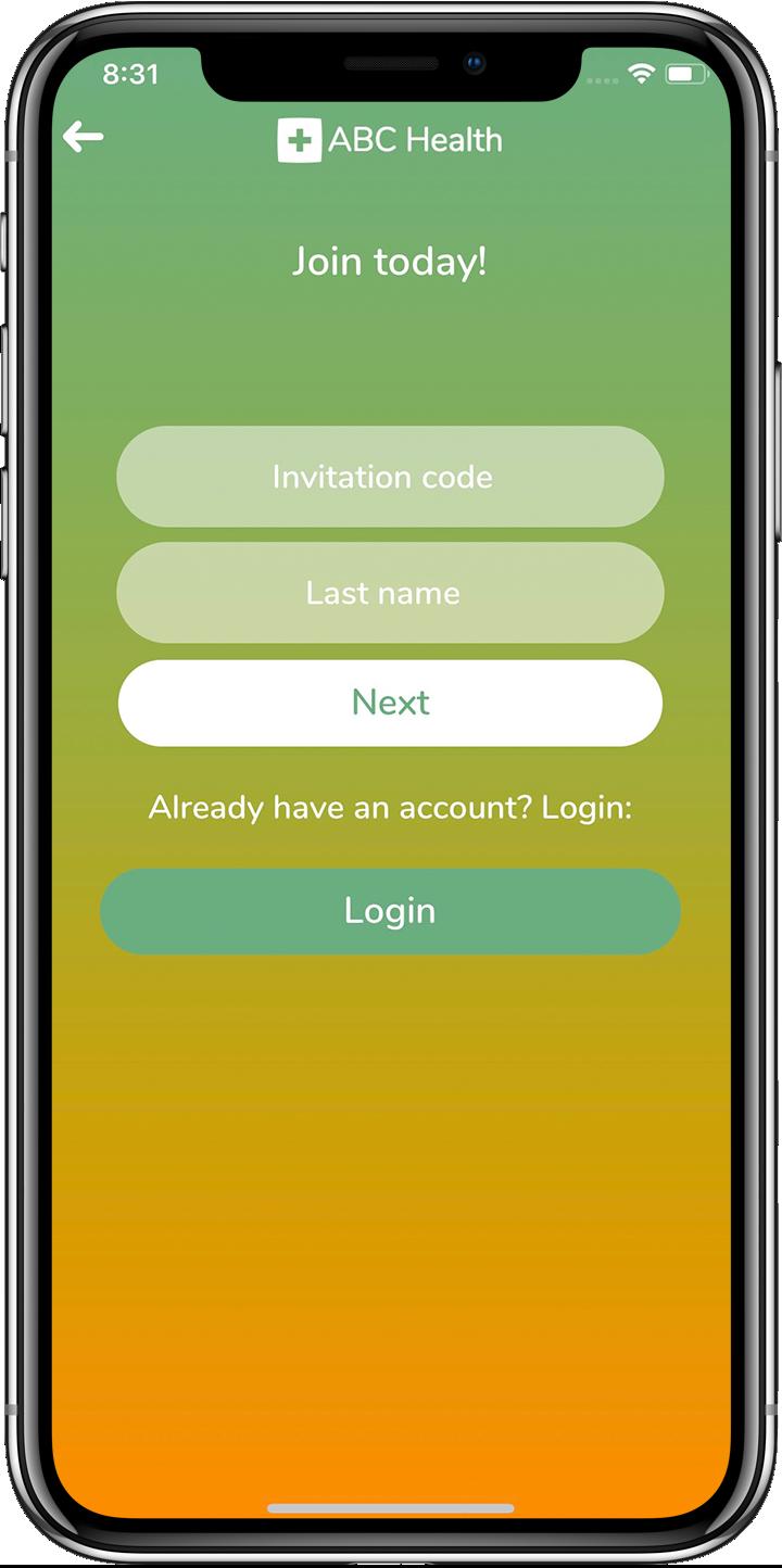 Journey Module Enroll Patient