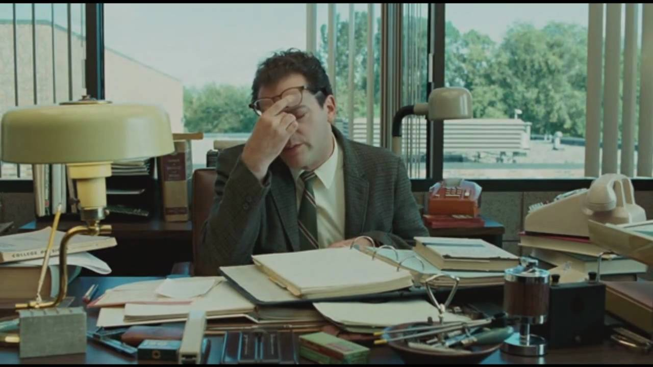 In which Hannah watches A Serious Man — Burbling Gently