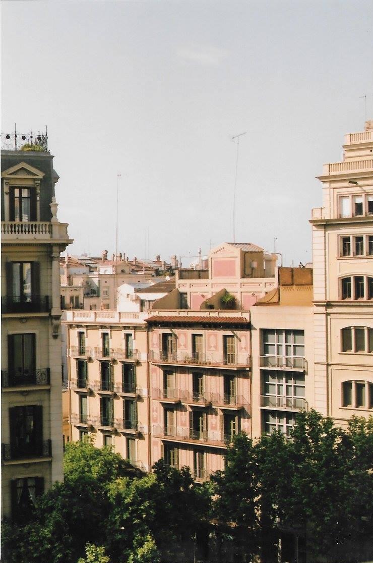 Eleanor Hardiman  2016   (A trip to Barcelona)