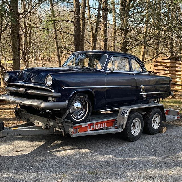 Who wants to win a car on May 25th?! I know raffles are the super popular thing to do these days, but this is a little different. It's all about the kids. Tomorrow morning this 53 Ford is heading to a local vocational school for a tune up and a once over. When the kids are done, we're going to give it away at the show! All proceeds from this deal will go towards next year's car. With a little luck we can get it to them in August and let them have the whole year to get it ready for the show! My hope is that every year we can support vocational programs in the area with rad projects to work on and maybe eventually some support from tool companies, parts companies, etc. When I was a vocational student a long long time ago, we pretty much worked on pulling shopping cart dents out of everyone's grandma's Buick. Lame. This is better. I'll have details about how to purchase tickets soon! Stay tuned!!! #showthekidssomethingcool #independentsshow2019 #vocationaleducation @franklinmusichall @bowerypresents