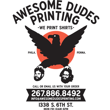 Awesome Dudes Printing
