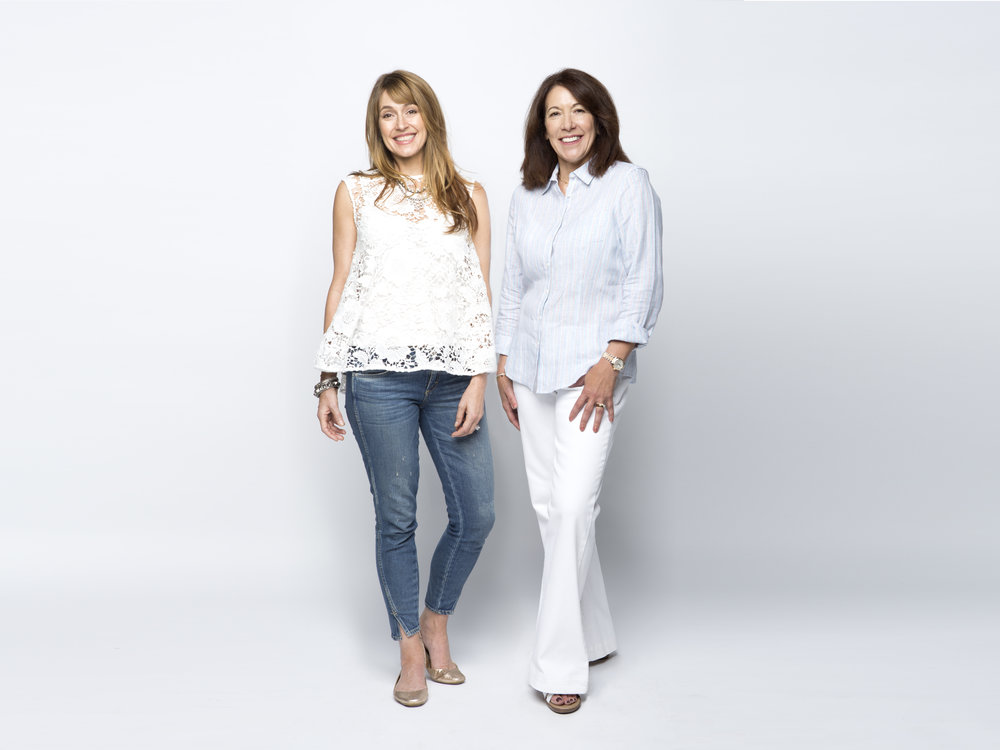 The co-founders of Intelligent Elixirs, Cat and Mary