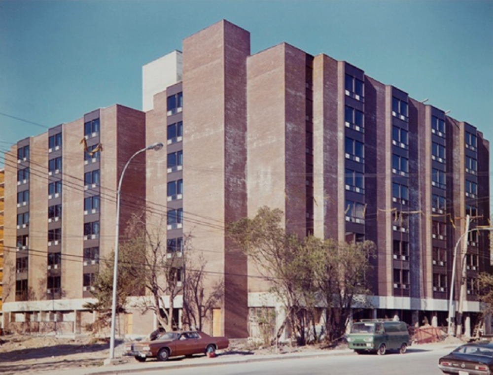 140 ROOM RETIREMENT HOME - MONTREAL, CANADA