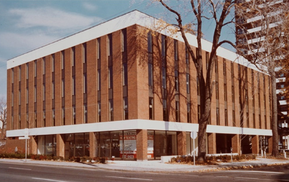 120,000 SQUARE FOOT OFFICE BUILDING - DOWNTOWN OTTOWA, CANADA