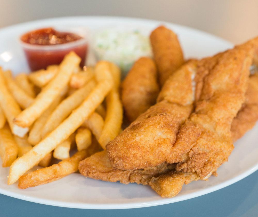 Forsyth Seafood Market and Cafe Winston Salem