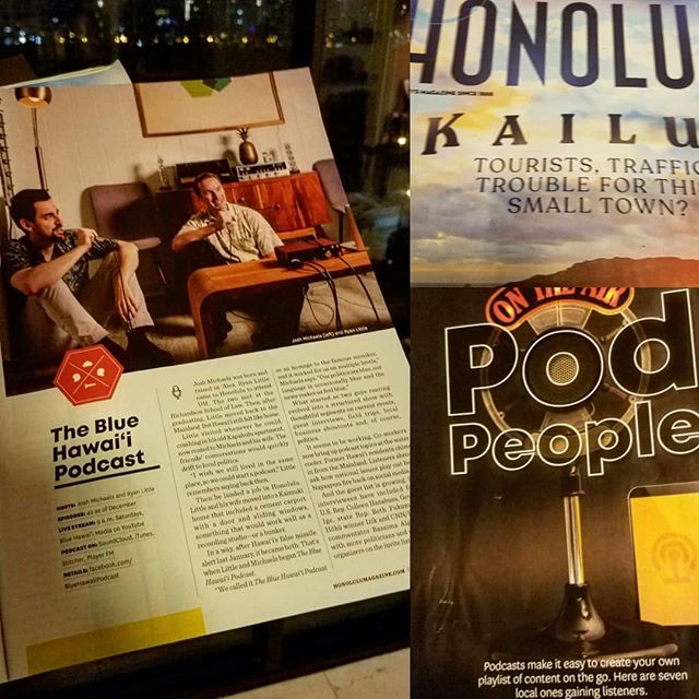 """Congratulations, dear listener! You have excellent taste -- you've picked one of #Honolulu Magazine's """"Seven Local #Podcasts to Listen to Now!"""" (#linkinbio). Ryan and Josh react to their first-ever magazine feature (you win this round, Design Talk Hawaii/ AM 690 KHNR), unpack #Trump's #SOTU (shoutout to #Kauai, which got its first ever """"delusional Trump voters in a diner still like Trump"""" piece in The Garden Island Newspaper), and examine #Tulsi Gabbard's problematic first major presidential endorsement (I wonder what David #Duke thinks about our last episode?) We also share three big updates: one to 21 #Savage's #ICE detention, one to #Freedom House's annual nations report, and one to the #Oxford Dictionaries. You might say they're all... #hammajang.  POST-RECORDING UPDATE: 21 IS A FREE MAN!!! #AbolishICE  We round out the show with a sport report -- Paul #Pogba's big brother is coming to #MLS! -- and all the #NBA pettiness you need to get you pumped for Team #LeBron vs. Team #Giannis (sorry I forgot your name, Kostas) in this weekend's NBA All-Star game. Have a listen, subscribe, and get in touch!  PS: Next time you're at Mariachi's Restaurant #Lihue, tip your servers and bartenders well -- they've had to deal with a lot of BS!  https://soundcloud.com/blue-hawaii-427105176/episode-47-people-of-means  #SunderlandTiIDie #hawaiikinetings #hawaii #hnl #podcast #politics #political #democrats"""