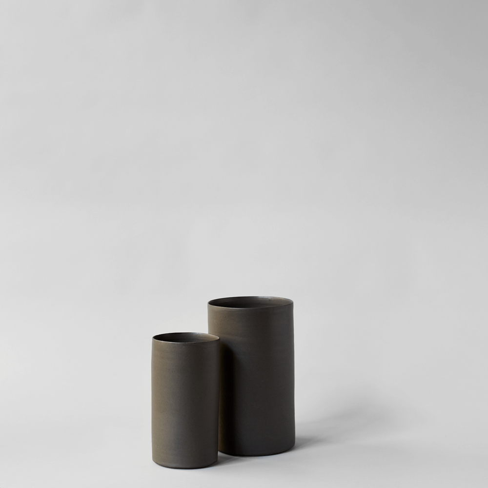 Tall and Slim Stoneware Vase $88-$110