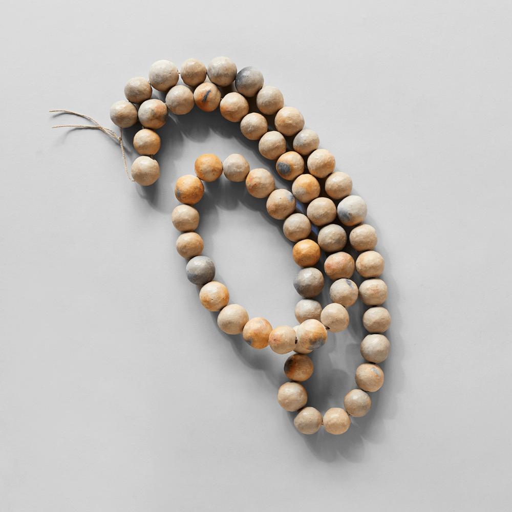 Tunisian Clay Beads, Large $98
