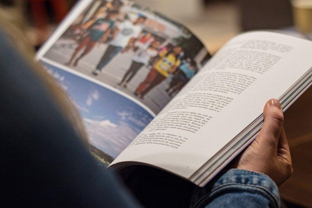 Lifestyle magazine publishing organization - India