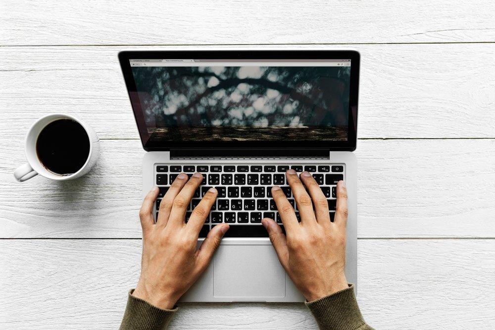 Evolution of blogging -