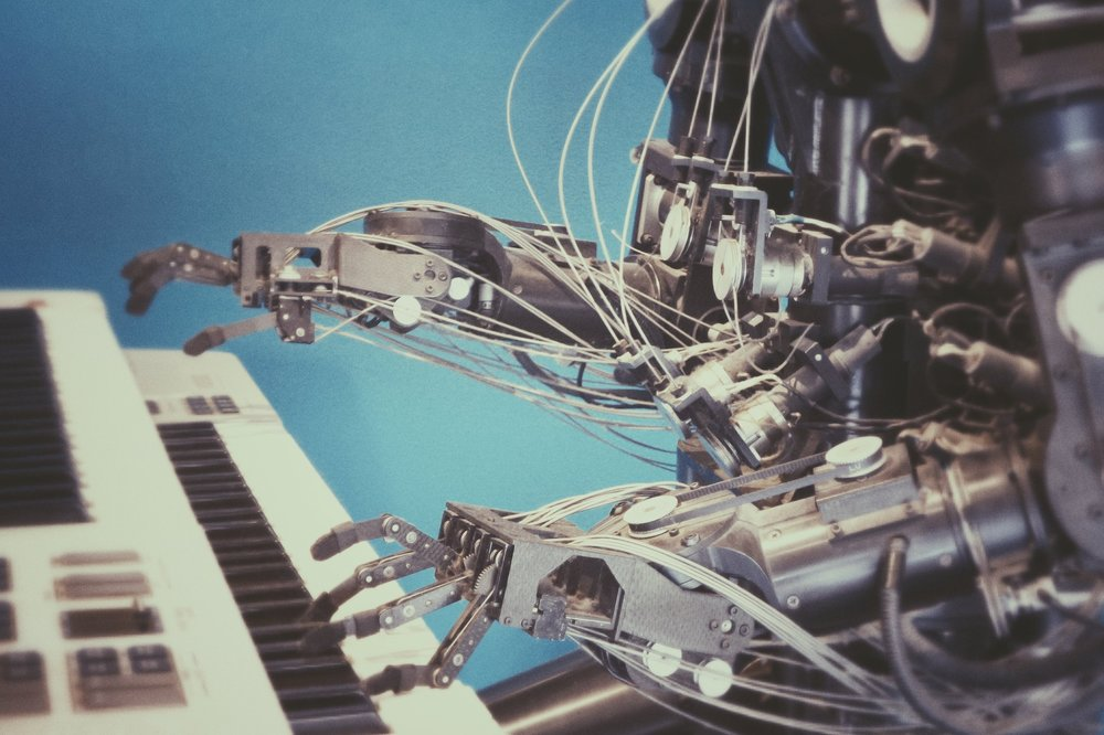 outlook for automation & manufacturing jobs -