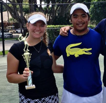 dartmouth college - Nicole Conard (Boca Raton, Florida)Blue-Chip Recruit - #24 on TennisRecruiting.net#346 ITF Wrold Junior RankingVI Copa Mangu ITF - Singles Champion
